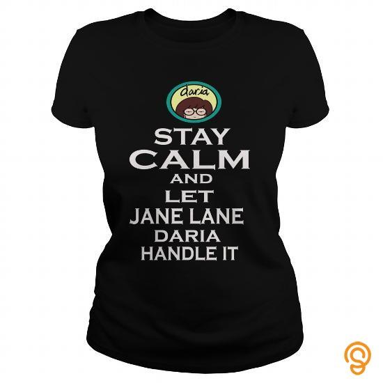 Summer Daria Cartoon TV Show T Shirts Wholesale