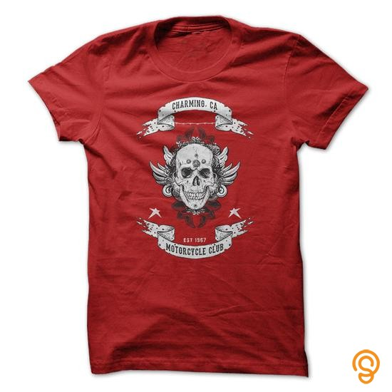 Everyday Ride Hard in Charming  CA T Shirts Ideas