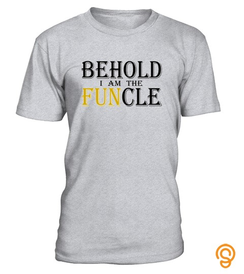 Funcle Fun Uncle T Shirt Premium Quality