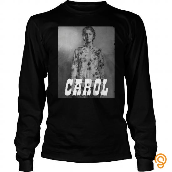 Fabric twd fans  Carol Silver T Shirts Graphic