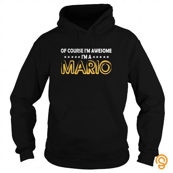 Tailored Of Course Mario Awesome  TeeForMario Tee Shirts Target
