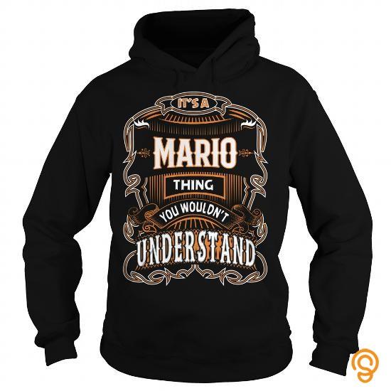 Crisp MARIO,MARIOYear, MARIOBirthday, MARIOHoodie, MARIOName, MARIOHoodies Tee Shirts Sayings