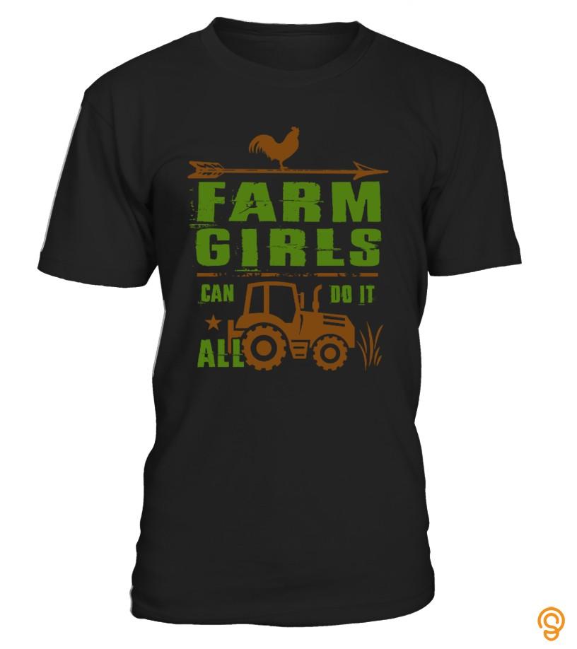 Farm Girls Can Do It All